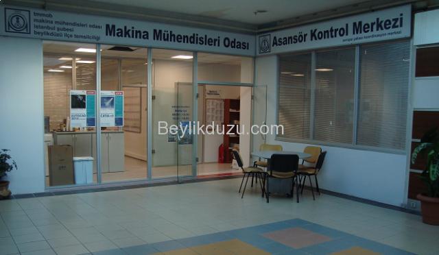 TMMOB Makina Mühendisleri Odası İstanbul Şubesi Beylikdüzü Temsilciliği
