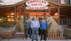 EMRULLAH KÖFTE SALONU