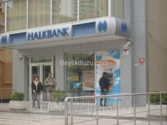 Halkbank İstanbul Beylikdüzü Şubesi