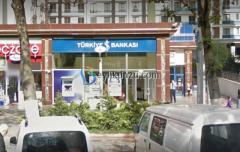 İŞ BANKASI BÜYÜKŞEHİR ŞUBESİ