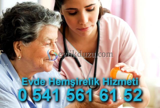 Beylikdüzü Evde Hemşirelik Hizmeti
