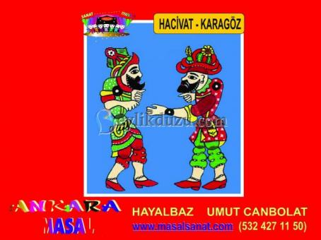 Hacıvat Karagöz Oyunu