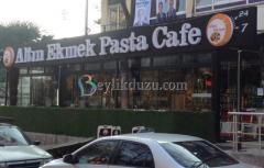 ALTIN EKMEK PASTA CAFE - ODUN EKMEĞİ - FIRIN