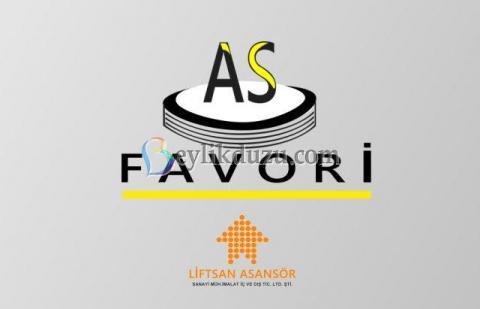 AS FAVORİ, Liftsan Asansör